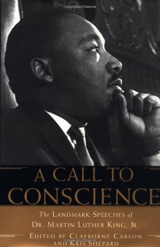 9780446523998: A Call to Conscience: The Landmark Speeches of Dr. Martin Luther King, Jr