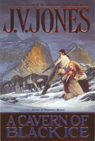 9780446524148: A Cavern of Black Ice (Sword of Shadows)