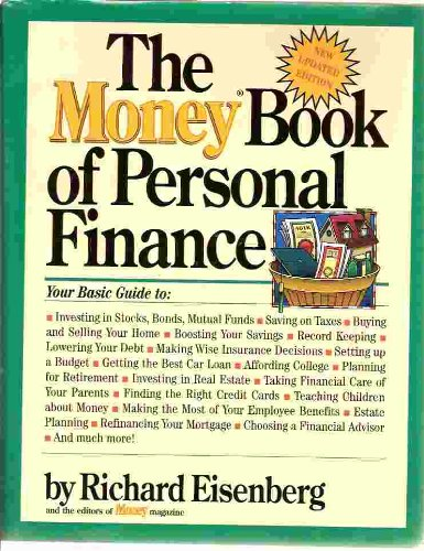 9780446524292: The Money Book of Personal Finance