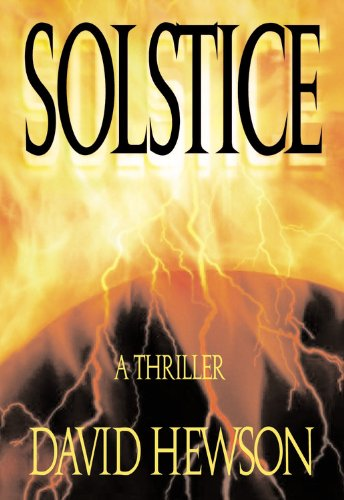 Solstice ***SIGNED***: David Hewson