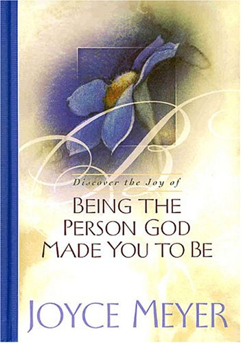 9780446524667: Being the Person God Made You to Be