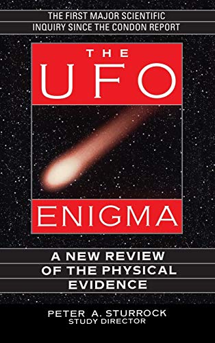 9780446525657: The UFO Enigma: A New Review of the Physical Evidence