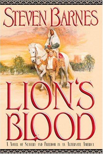 LION'S BLOOD: Barnes, Steven