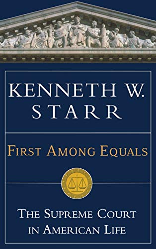 9780446527569: First Among Equals: The Supreme Court in American Life