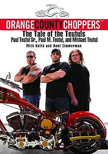 9780446528016: Orange County Choppers: The Tale of the Teutuls