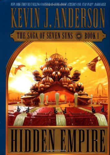 9780446528627: Hidden Empire: The Saga of Seven Suns: 1