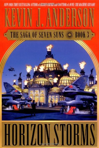 Horizon Storms: The Saga of Seven Suns - Book 3