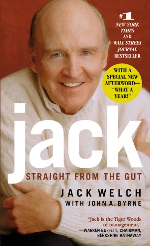 9780446529860: Jack: Straight from the Gut