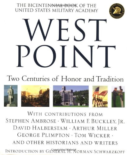 9780446530187: West Point: Two Centuries of Honor and Tradition