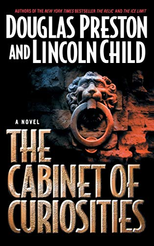 9780446530224: The Cabinet of Curiosities: A Novel
