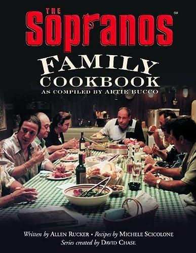 9780446530576: The Sopranos Family Cookbook