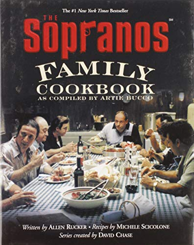 9780446530576: The Sopranos Family Cookbook: As Compiled by Artie Bucco