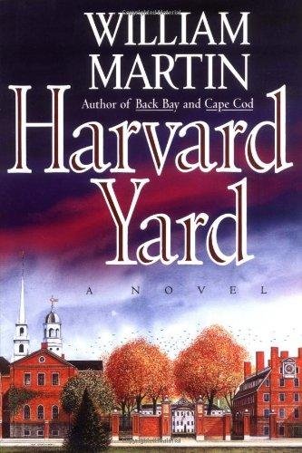 9780446530842: Harvard Yard