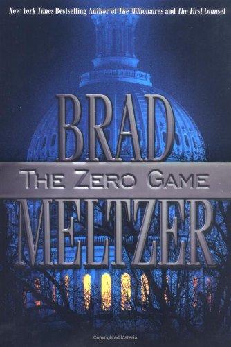 The Zero Game (Meltzer, Brad): Meltzer, Brad