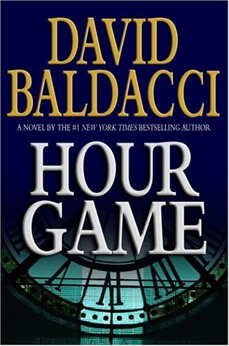 9780446531085: Hour Game (King & Maxwell)