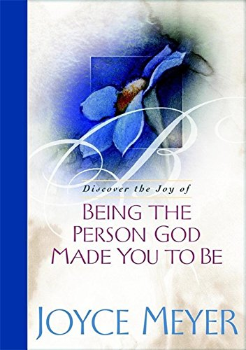 9780446532075: Being the Person God Made You to Be