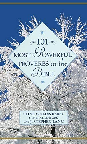 9780446532150: 101 Most Powerful Proverbs in the Bible (101 Most Powerful Series)