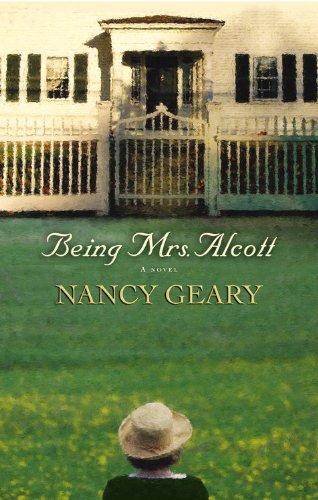9780446532204: Being Mrs. Alcott