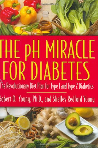 9780446532662: The pH Miracle for Diabetes: The Revolutionary Diet Plan for Type 1 and Type 2 Diabetics
