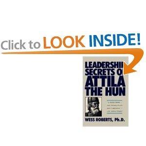 9780446534383: Leadership Secrets of Attila the Hun