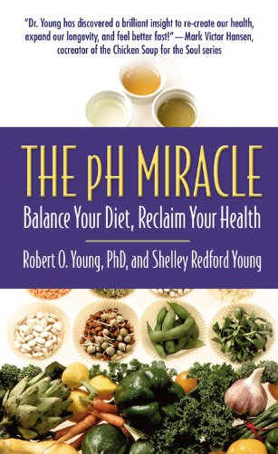 9780446536196: The pH Miracle: Balance Your Diet, Reclaim Your Health