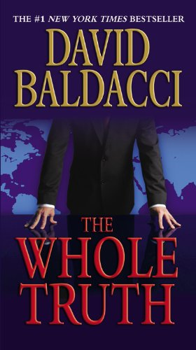 The Whole Truth: David Baldacci