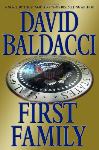 First Family: Baldacci, David