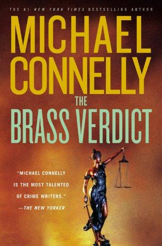 9780446540803: The Brass Verdict
