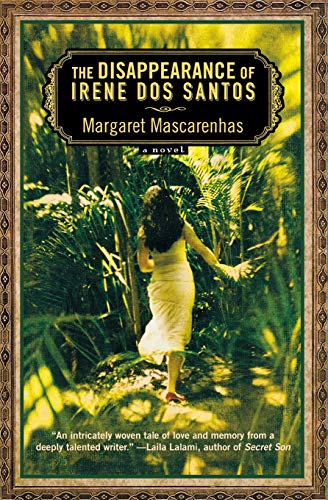 9780446541107: The Disappearance of Irene Dos Santos