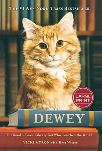 9780446541190: Dewey: The Small-Town Library Cat Who Touched the World