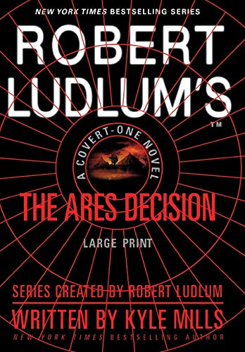 9780446541268: Robert Ludlum's(tm) the Ares Decision (Covert-One)