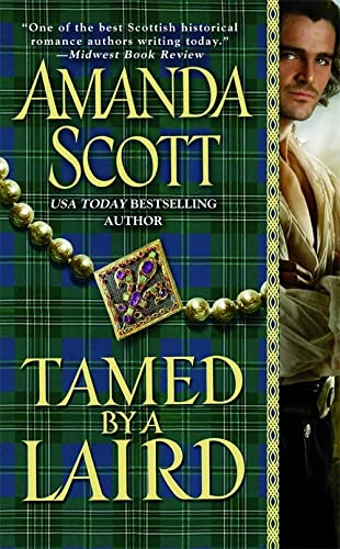 9780446541374: Tamed by a Laird (Galloway Trilogy)