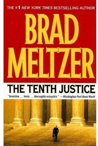 9780446543521: The Tenth Justice