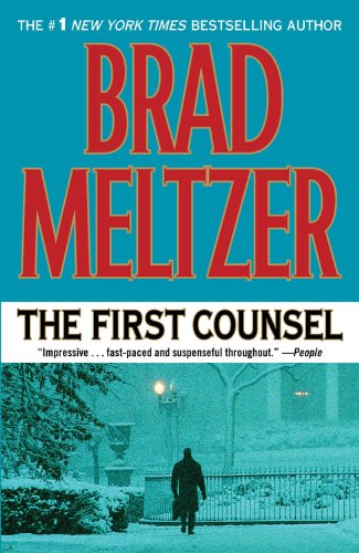 9780446543538: The First Counsel