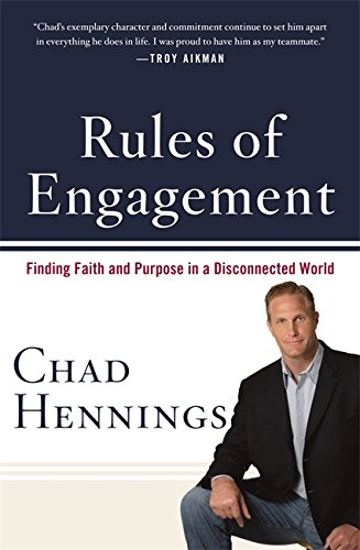 9780446545389: Rules of Engagement: Finding Faith and Purpose in a Disconnected World
