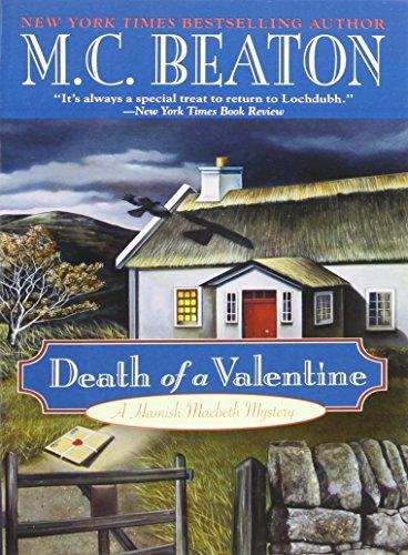 9780446547376: Death of a Valentine (Hamish Macbeth Mysteries)