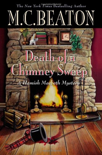 9780446547390: Death of a Chimney Sweep (Hamish Macbeth Mystery)