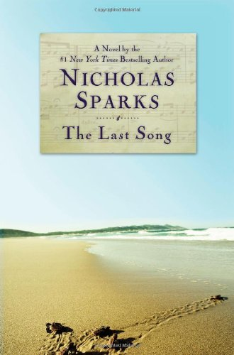 Cover of the book, The Last Song.