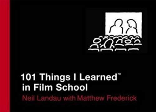 9780446550277: 101 Things I Learned In Film School