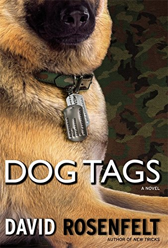Dog Tags (Andy Carpenter) 9780446551526 A German Shepherd police dog witnesses a murder and if his owner--an Iraq war vet and former cop-turned-thief--is convicted of the crime