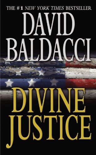 9780446551649: Divine Justice: 4 (Camel Club)