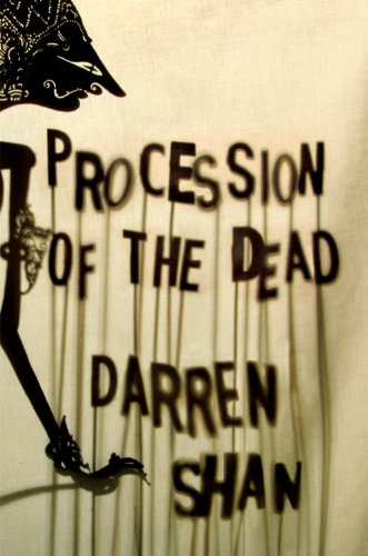 Procession of the Dead (The City) (0446551759) by Darren Shan