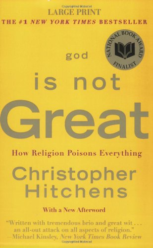 9780446552295: God Is Not Great: How Religion Poisons Everything
