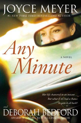 9780446552349: Any Minute: A Novel
