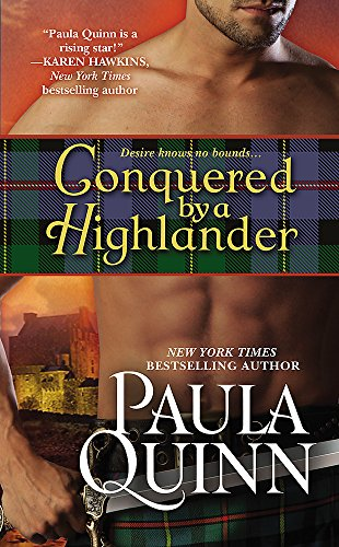 9780446552356: Conquered by a Highlander