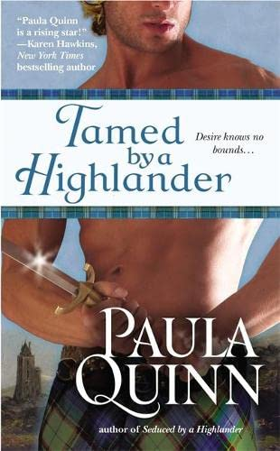 9780446552363: Tamed by a Highlander (Children of the Mist)
