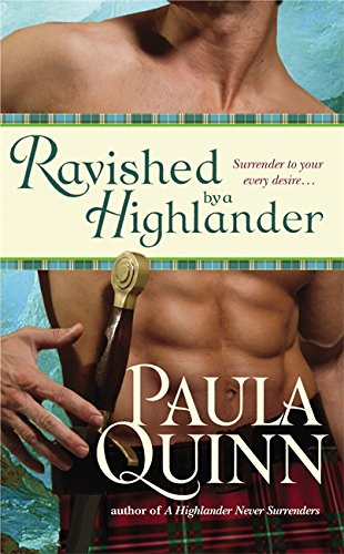 9780446552387: Ravished By A Highlander: Number 1 in series (Children of the Mist)