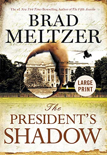 9780446553940: The President's Shadow (The Culper Ring Series)