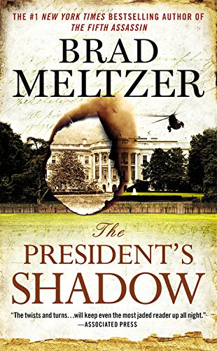 9780446553964: The President's Shadow (The Culper Ring Series)