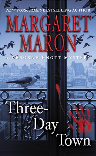 9780446555777: Three-Day Town (A Deborah Knott Mystery)